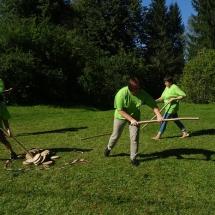 Latvijas Kopienu Spēles 2016, Līgatnē 7