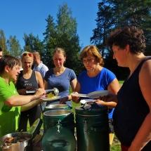 Latvijas Kopienu Spēles 2016, Līgatnē 4