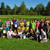 Latvijas Kopienu Spēles 2016, Līgatnē 1