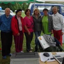Ciemos pie LZF biedriem, Zāģeru kauss 2017
