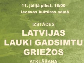 Latvijas lauki gadsimtu griežos_Iecava_afiša